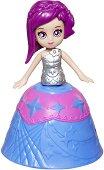 """Кукла в чаша - Lola Vander - Детска играчка с аксесоар от серията """"Cuppatinis"""" -"""