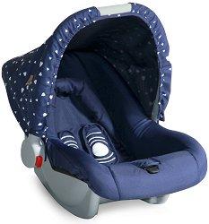 Бебешко кошче за кола - Bodyguard 2018 - За бебета от 0 месеца до 10 kg - столче за кола
