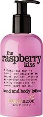 Treaclemoon The Raspberry Kiss Hand & Body Lotion - Лосион за ръце и тяло с аромат на малина - лосион