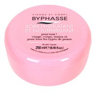 Byphasse Moisturizing and Nourishing Face and Body Cream - Универсален хидратиращ и подхранващ крем за лице и тяло за всеки тип кожа -