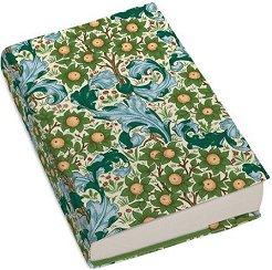 Текстилна подвързия за книга - Orchard -