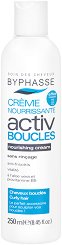 Byphasse Activ Boucles Nourishing Cream For Curly Hair - лак