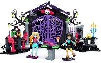 """Гробищно градинско парти - Детски конструктор от серията """"Monster High"""" -"""