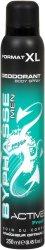 Byphasse Men Active Fresh Spray Deodorant - Мъжки парфюм-дезодорант със свеж аромат -