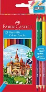 Цветни моливи - Замък