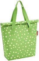"""Хладилна чанта 20 l - От серията """"Allrounder: Зелени точки"""""""