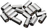 Накрайници за броня на жило - Jagwire Open 5 mm - Комплект от 200 броя