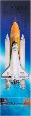 """3D книгоразделител - Совалка """"Buran vs. Shuttle"""" -"""
