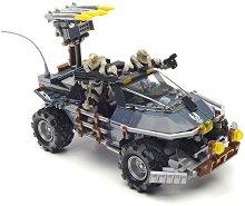 """Dual Mode UNSC Warthog - Детски конструктор от серията """"Halo"""" - играчка"""
