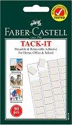 Самозалепващи квадратчета - Tack-It - Комплект от 90 броя