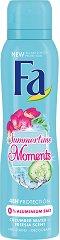 Fa Summertime Moments Deodorant - Дезодорант за тяло с аромат на фрезия и краставица -
