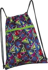 Спортна торба - Shoe Bag: Geometric Shapes -