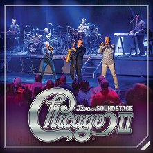 Chicago II - Live On Soundstage - CD + DVD - компилация