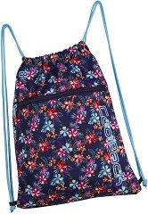 Спортна торба - Shoe Bag: Tropical Bluish -