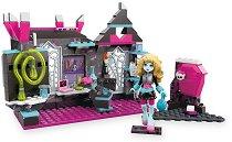 """Час по Биология - Детски конструктор от серията """"Monster High"""" - играчка"""