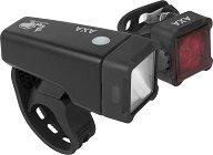 AXA Niteline T4-R - Комплект от предна и задна светлина