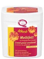 Alpi Fresh Calendula Extract & Vitamin E Cream - Крем-балсам за лице, ръце и тяло с екстракт от невен и витамин Е - душ гел
