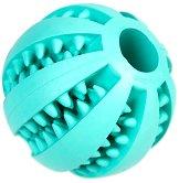 """Гумена топка с аромат на мента - Играчка за кучета от серията """"Trixie Denta Fun"""" -"""