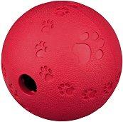 Топка с лабиринт за лакомства - Стратегическа играчка за кучета - продукт