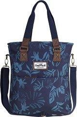 Чанта за рамо - Amber: Blue Dusk -
