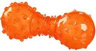 Дъмбел с отвори за лакомства - Стратегическа играчка за кучета - продукт