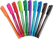 Цветни ролери - CX - Комплект от 6 или 10 цвята