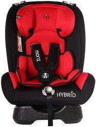 Детско столче за кола - Hybrid - За деца от 0 месеца до 36 kg -