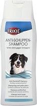 Trixie Anti-Dandruff Shampoo - Шампоан против пърхот за кучета - опаковка от 250 ml -