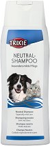 Trixie Neutral Shampoo - Неутрален шампоан за кучета и котки - опаковка от 250 ml -