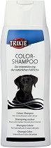 Trixie Colour Shampoo - Шампоан за кучета с черна или тъмна козина - опаковка от 250 ml -