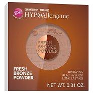 "Bell HypoAllergenic Fresh Bronze Powder - Хипоалергенна пудра с бронзиращ ефект от серията ""HypoAllergenic"" - продукт"