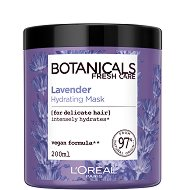 L'Oreal Botanicals Lavender Hydrating Mask - сапун