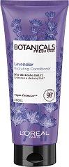 """L'Oreal Botanicals Lavender Hydrating Conditioner - Балсам за тънка и крехка коса с лавандула от серията """"Botanicals - Lavender"""" -"""