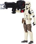"""Шортрупър - Фигура с аксесоари от серията """"Star Wars"""" - фигура"""