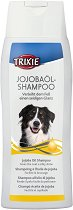 Trixie Jojoba Oil Shampoo - Шампоан за кучета с масло от жожоба - опаковка от 250 ml -