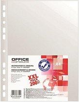 Джобове за документи - Формат А4 - Комплект от 200 броя