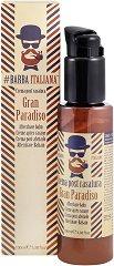 Barba Italiana Aftershave Cream - Gran Paradiso - Успокояващ крем за след бръснене - лосион