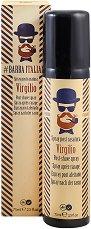 Barba Italiana Post-Shave Spray - Virgilio - Успокояващ спрей за след бръснене -