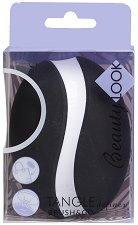 Beauty Look Tangle Brush & Go - Компактна четка за коса за лесно разресване - балсам