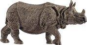 """Индийски носорог - Фигура от серията """"Животни от дивия свят"""" - фигури"""