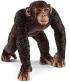 """Шимпанзе - Фигура от серията """"Животни от дивия свят"""" -"""