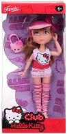 """Телма - Модна икона - Кукла с аксесоар от серията """"Club Hello Kitty -"""