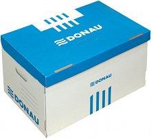 Архивна кутия - С размери 52.2 / 35.1 / 30.5 cm