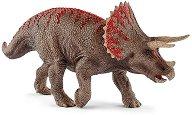 """Динозавър - Трицератопс - Фигура от серията """"Праисторически животни"""" - фигури"""