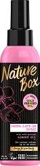 Nature Box Almond Oil Insta Lift-Up Spray - Спрей за коса за обем с бадемово масло - продукт