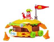 """Състезателната кола на Патрик - Детски конструктор от серията """"SpongeBob"""" -"""