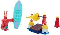 """Смахнато сърфиране - Детски конструктор от серията """"SpongeBob"""" -"""
