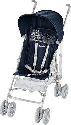 Лятна бебешка количка - B.Light - С 4 колела -