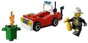 LEGO: City - Пожарна кола - раница