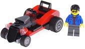 Ретро автомобил - играчка